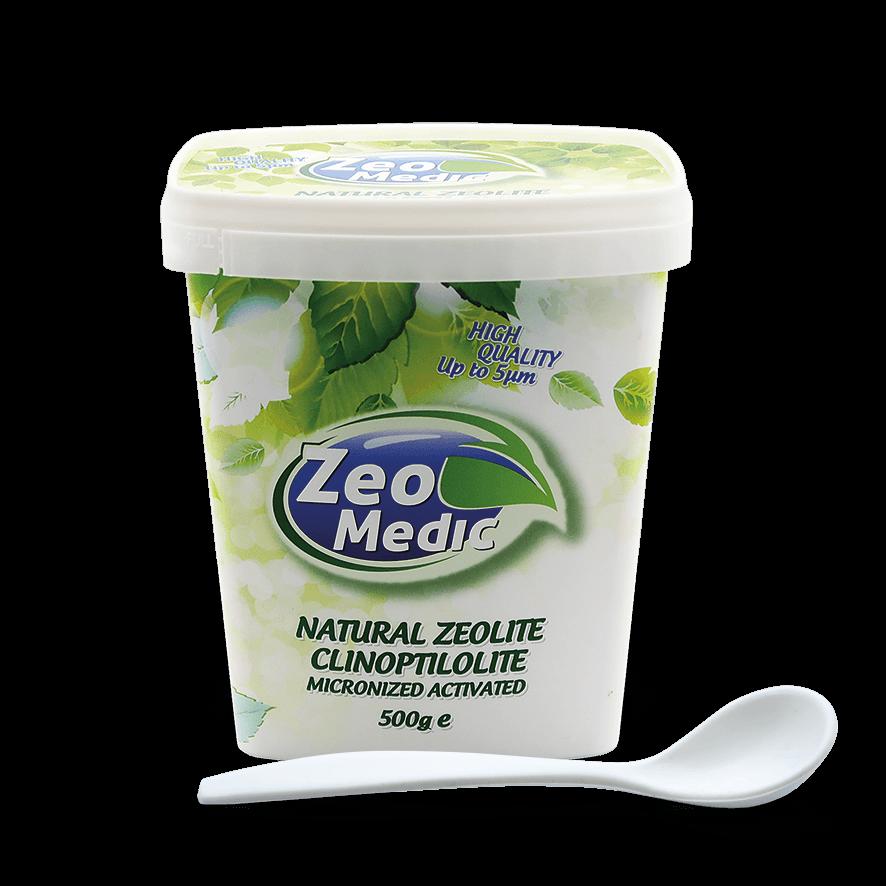 Хранителна Добавка Зеолит – Минерали от Природата 500 гр